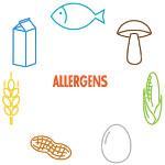 Lista degli allergeni